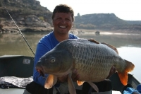 Kapr na twister listopad Ebro 2010