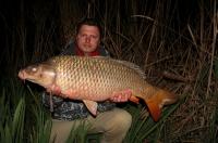 Dolní přehrada Ebro únor 07