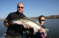 Patrik s Markem duben Ebro 2010