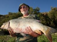 Petr s kaprem 10,5kg září 09 Ebro