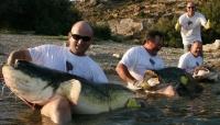 Ebro září 2010 elitní partička ze Slovenska