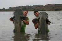 Roman s Robom a jejich překrásné dvojky. Ebro říjen 010