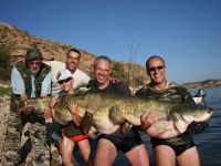 rodina Zímanova září 09 horní přehrada Ebro