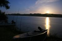Kdo nezažil nepochopí Rio Ebro ve večeních hodinách