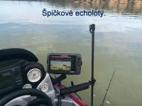 Špičkové sonary na příplatkových lodích