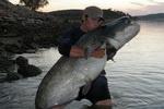 Martin Nečekal - Rybolov sumců na Ebru, průvodci, rybářské pobyty, rybaření